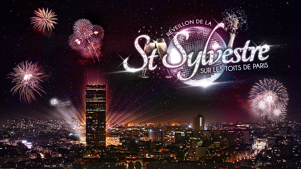 Fêter le réveillon du nouvel an au restaurant TLMP - Saint Sylvestre Paris