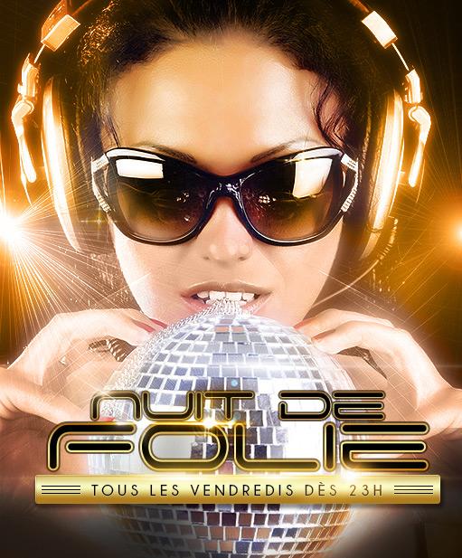 Soirée Clubbing Paris vendredi soir